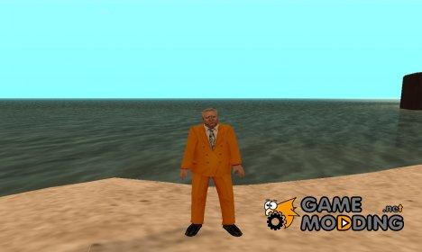 Олигарх for GTA San Andreas