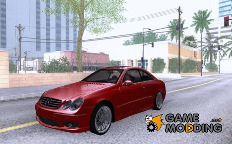 Mercedes CLK 55 AMG for GTA San Andreas