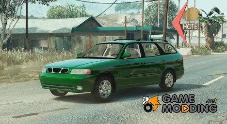 1999 Daewoo Nubira I Wagon CDX US 2.0 FINAL для GTA 5