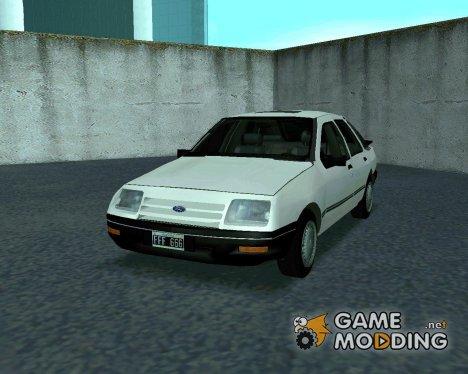 Ford Sierra GL 1.6 для GTA San Andreas