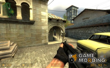 MP5SD для Counter-Strike Source