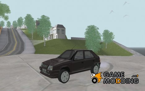 Skoda Favorit Tuned v.2 для GTA San Andreas
