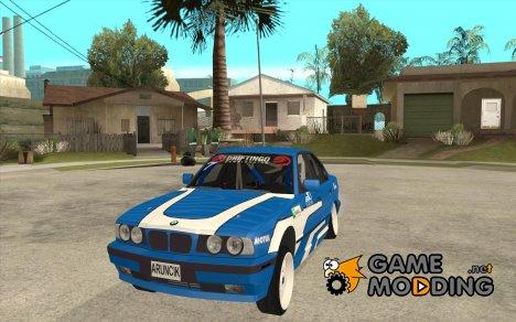 BMW E34 Drift for GTA San Andreas