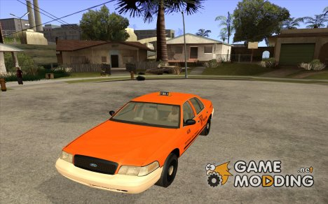 Ford Crown Victoria San Francisco Cab for GTA San Andreas