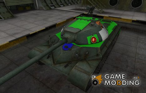 Качественный скин для WZ-111 model 1-4 for World of Tanks