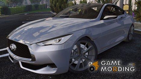 Infiniti Q60 Concept 2016 1.0 для GTA 5