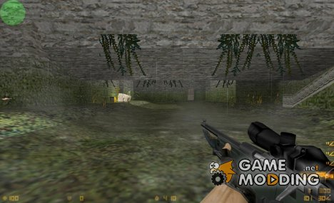 Magnum Scope SSG52 + Knife для Counter-Strike 1.6