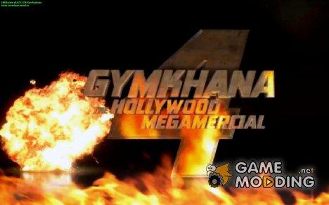 Загрузочные экраны Gym 4 for GTA San Andreas