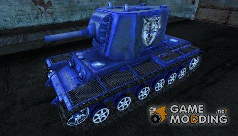 Шкурка для КВ-2 for World of Tanks