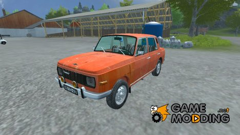 Wartburg 353 v 2.13 для Farming Simulator 2013