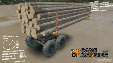 Розпуск for Spintires DEMO 2013