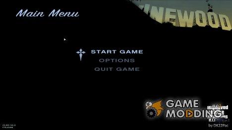 HD Курсор for GTA San Andreas