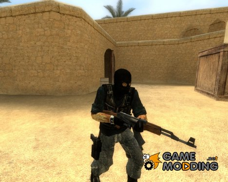 Terrorist Reskin *Hi-Res* for Counter-Strike Source