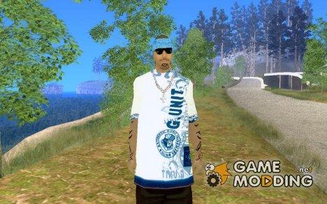 Новый скин Ацтека на замену vla3 for GTA San Andreas
