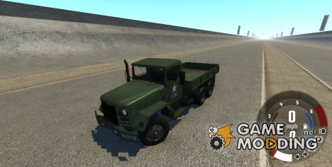 AM General M35A2 1955 for BeamNG.Drive