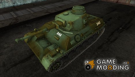 PzKpfw III/VI VakoT for World of Tanks