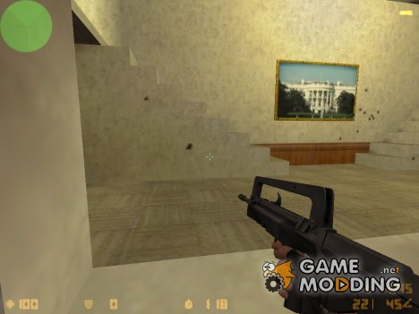 Famas CS Source для Counter-Strike 1.6