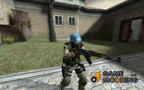 DarkElfa's-Omega's UNPeacekeeper для Counter-Strike Source