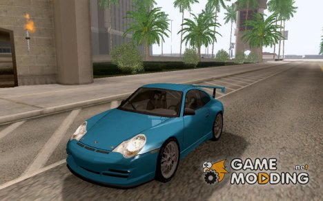 Porsche 911 GT3 RS for GTA San Andreas