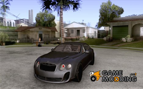 Bentley Continental SS for GTA San Andreas