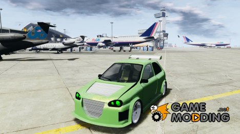 Chevrolet Corsa Extreme Revolution для GTA 4