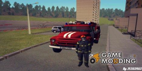 ЗИЛ 130 АЦ-40 for GTA San Andreas