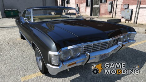1967 Chevrolet Impala for GTA 5
