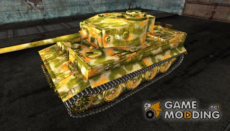 PzKpfw VI Tiger 15 для World of Tanks