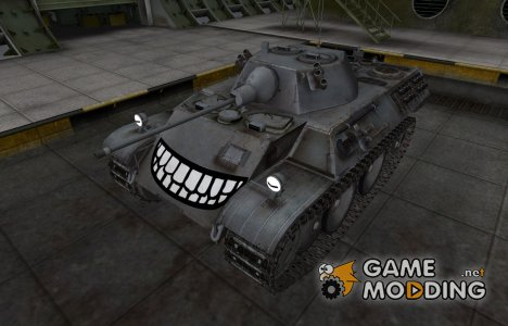 Забавный скин VK 16.02 Leopard для World of Tanks