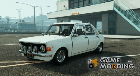 Zastava 1100P Rally 2.0 for GTA 5