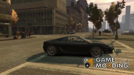 Гололёд for GTA 4