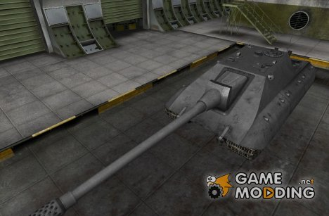 Ремоделинг JagdPz E-100 для World of Tanks