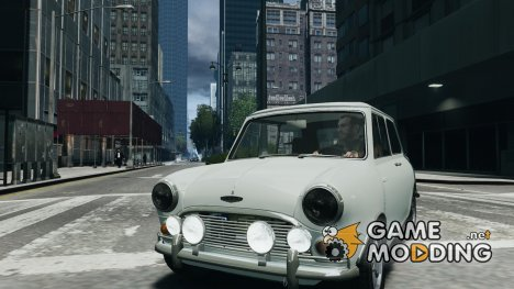 Austin Mini Cooper S for GTA 4