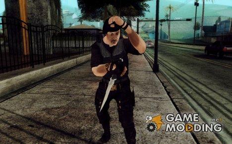 """BARNI из фильма """"Неудержимые"""" для GTA San Andreas"""