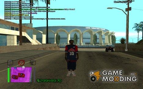 Snoop Dogg for GTA San Andreas