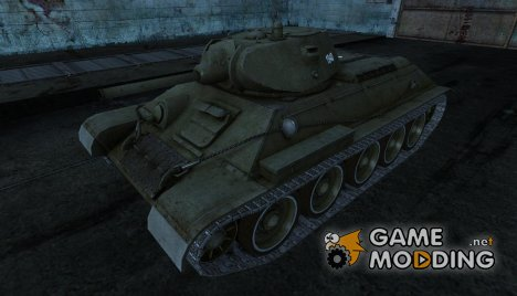 T-34 17 для World of Tanks