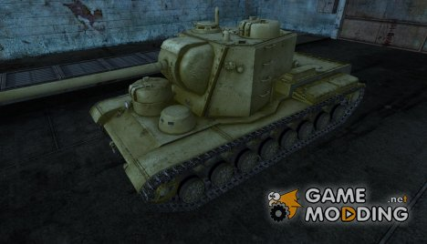 КВ-5 3 for World of Tanks