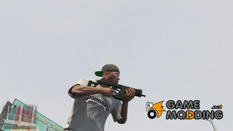 KRISS Vector for GTA 5