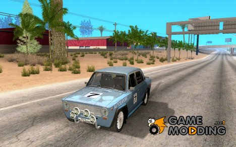 ВАЗ 2101 Rally for GTA San Andreas