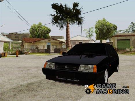 ВАЗ 2109 Бандитка Девятка для GTA San Andreas