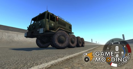 МАЗ-535 for BeamNG.Drive
