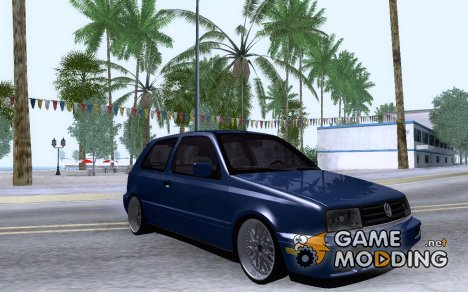 Volkswagen Golf Mk3 for GTA San Andreas