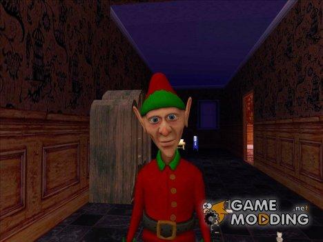Christmas Elves 2015 для GTA San Andreas