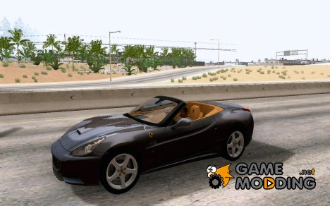 Ferrari California V3 для GTA San Andreas