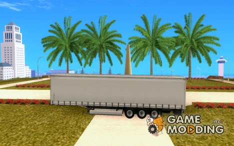 Krone Trailer for GTA San Andreas