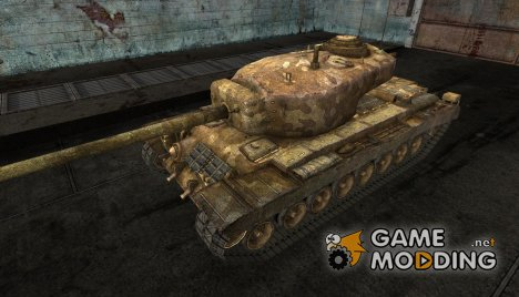 Шкурка для T30 for World of Tanks