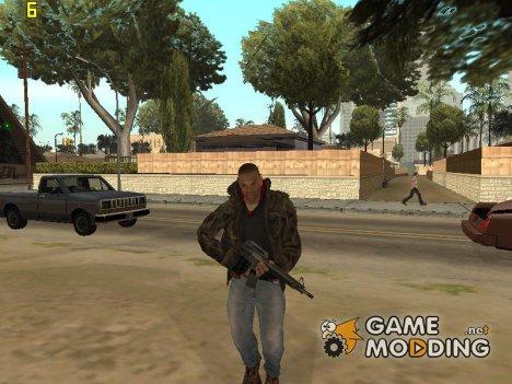 Хеллер из прототип 2 для GTA San Andreas