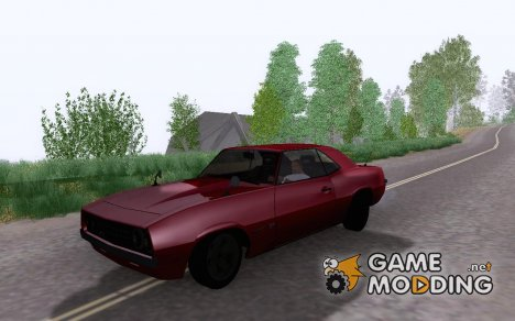 GTAIV Vigero для GTA San Andreas