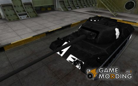 Зоны пробития Leopard Prototype der Arbeitsgruppe A for World of Tanks