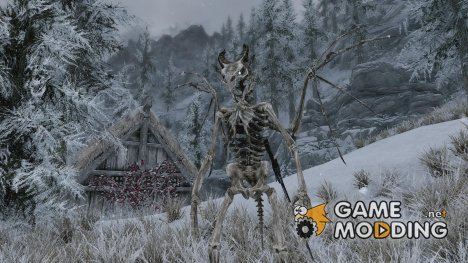 Summon Creatures of the Hell - Mounts and Followers для TES V Skyrim